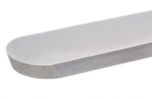 Crown round end scraper 3/4 inch
