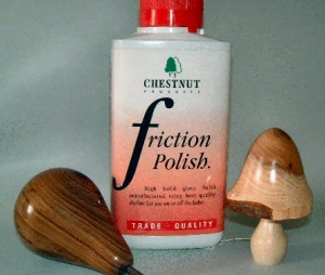 Chestnut Friction Polish 500ml