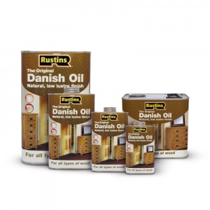 Rustins Danish Oil 500ml