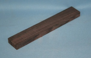 Indian rosewood classical guitar bridge blank grade AAA*