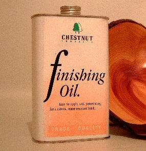 Chestnut Finishing Oil 500ml