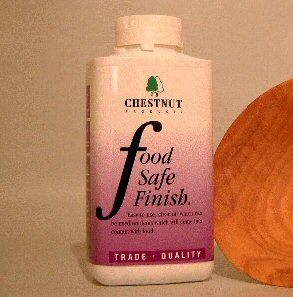 Chestnut Food Safe Finish 1 litre