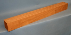 African mahogany guitar neck blank type E second choice