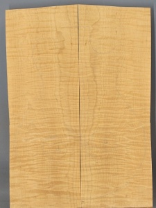 Curly maple guitar top number 7 type 'A'  highest figure