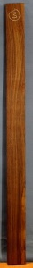 Indian Rosewood sawn board number 3
