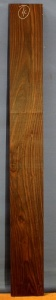 Indian Rosewood sawn board number 4