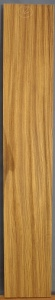 Zebrano sawn board number 12
