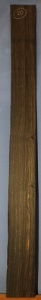 African Coloured Ebony sawn board no 20