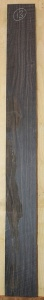 African Black Ebony sawn board no 13