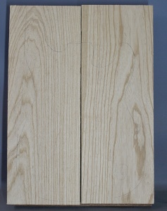 Swamp ash two piece body blank no 56