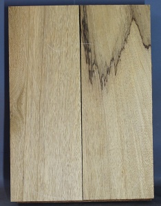 White limba two piece body blank no 82 select grade