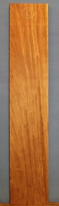 Bubinga sawn board no 2