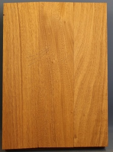 Honduras mahogany three piece body blank no 9