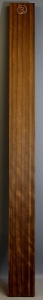 Macassar ebony sawn board no 3
