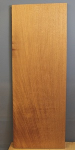 Old Brazilian Mahogany sawn board number 2