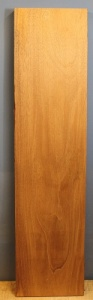Old Brazilian Mahogany sawn board number 4