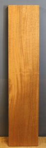 Old Brazilian Mahogany sawn board number 5