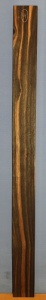 Asian Striped Ebony sawn board number 4