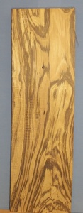 Zebrano sawn board number 2