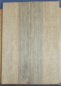 Black limba heart sap two piece body number 4 select
