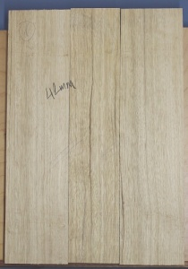 White limba three piece body select grade no 11