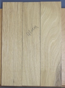 White limba three piece body select grade no 12