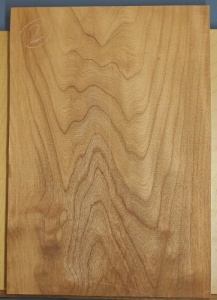 Honduras cedar single piece body blank number 2