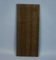 African ebony head veneer black grade