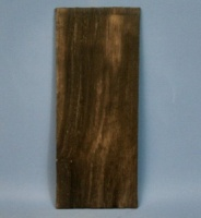 African ebony head veneer coloured grade