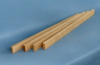 Honduras cedar back bars 4pc. 420 x 26 x 10mm