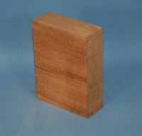 Honduras mahogany neck block 90 x 105 x 35mm