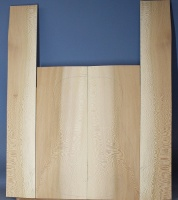 Lacewood guitar back and sides WAAA* no 129