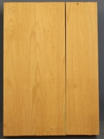 Alder three piece body blank type 'A'