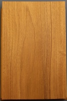 Honduras mahogany single piece body blank