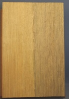 Black limba heart sap single piece body blank select grade