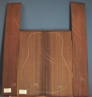 Indian rosewood guitar back and sides WAAA** no 194