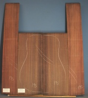 Indian rosewood guitar back and sides WAAA** no 195