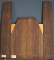 Indian rosewood guitar back and sides WAAA no 234