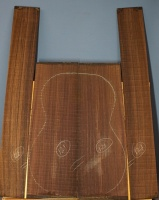 Indian rosewood guitar back and sides CAAA* no 121