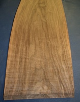 American walnut veneer crown cut pack 1