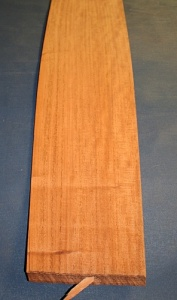 Mahogany veneer quarter cut pack 2