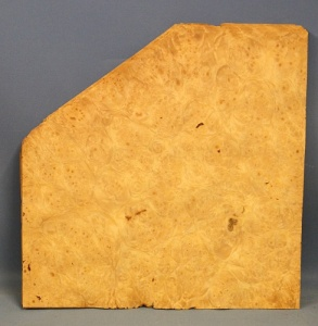 Maple burr veneer pack 2