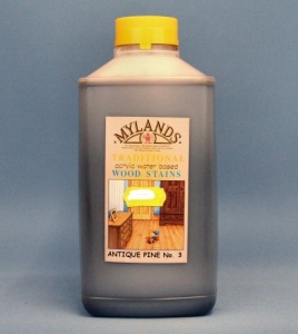Mylands Acrylic Waterstain Antique Pine 1 litre