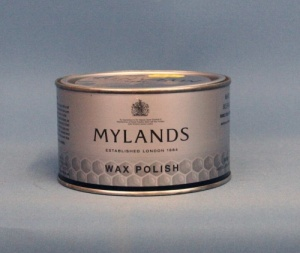 Mylands beeswax clear 400gm