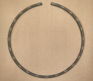 Rosette R1010 inside diameter 110mm