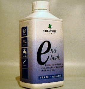 Chestnut Wax Emulsion End Seal 1 litre