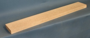 Birdseye maple bass neck blank type FB strong figure