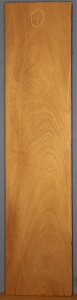 Old Brazilian Mahogany sawn board number 1
