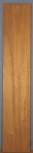 Old Brazilian Mahogany sawn board number 13