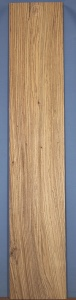 Zebrano sawn board number 3